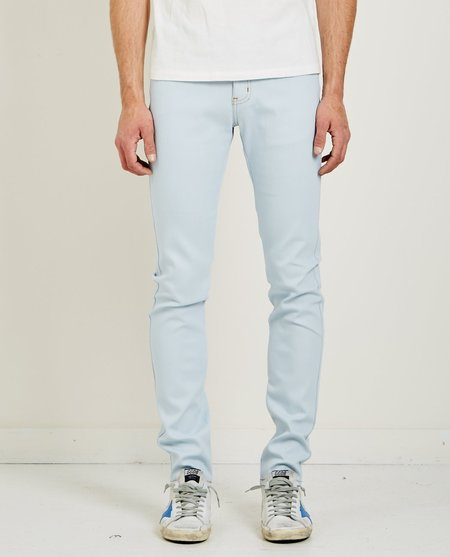 Naked & Famous SUPER SKINNY GUY JEAN - FADED BLUE