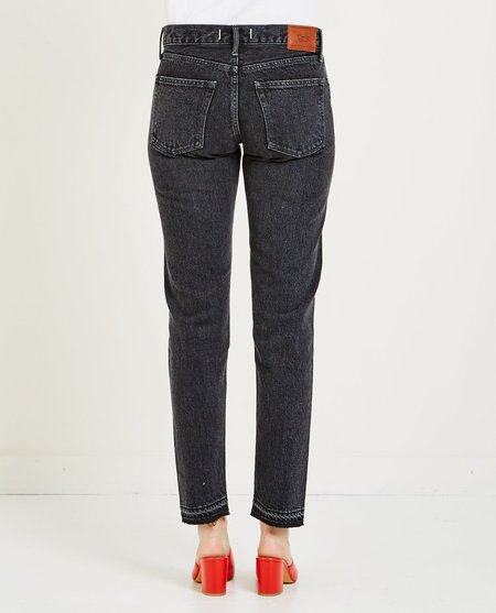 URVIN TAPERED NINA JEANS - GENTLE BLACK