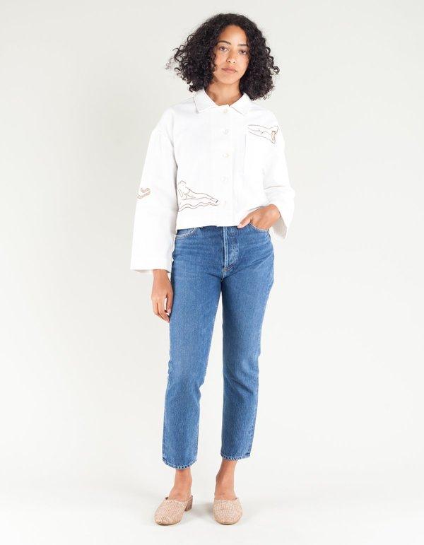 Paloma Wool Uma in White