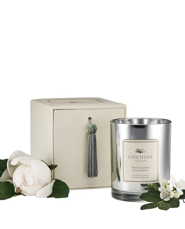 COCHINE SAIGON WHITE JASMINE & GARDENIA CANDLE