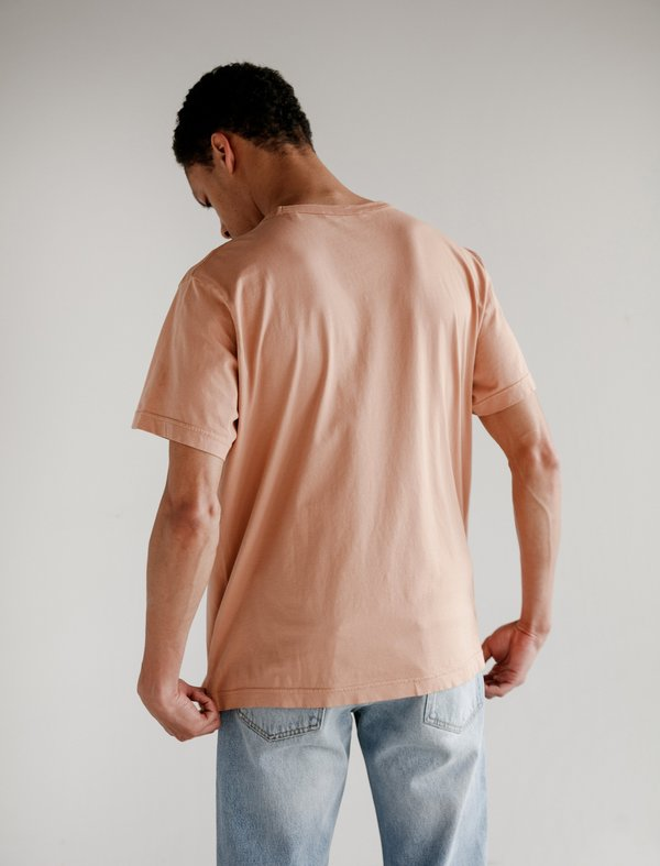 Our Legacy New Box T-Shirt - Peach Pink