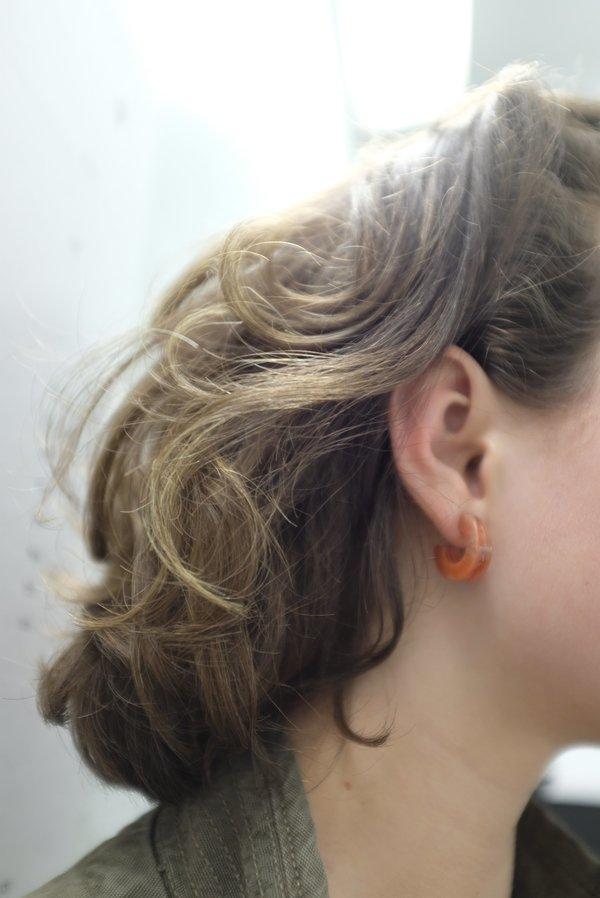 Rachel Comey Cuba Earrings in Pink