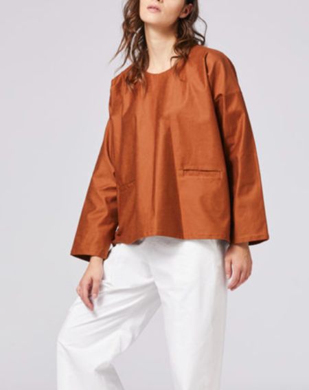 Shosh Tent Top - Sienna