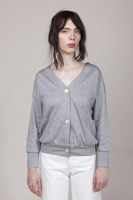 VRoom Smooth Cardigan - Grey