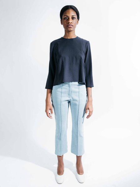 In God We Trust Moyenne Trousers - Denim
