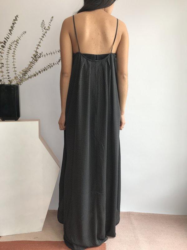 Just Female Hiro Maxi Dress  - Black