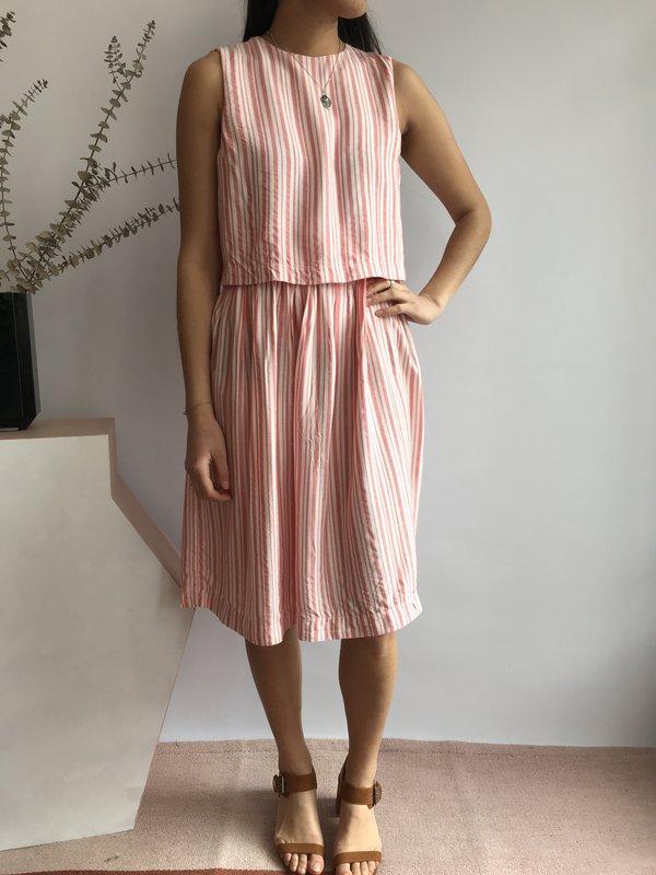 Pepaloves Elvia Summer Dress - Rose