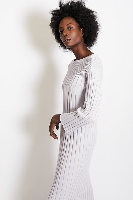 Kowtow Grace Dress - Lilac