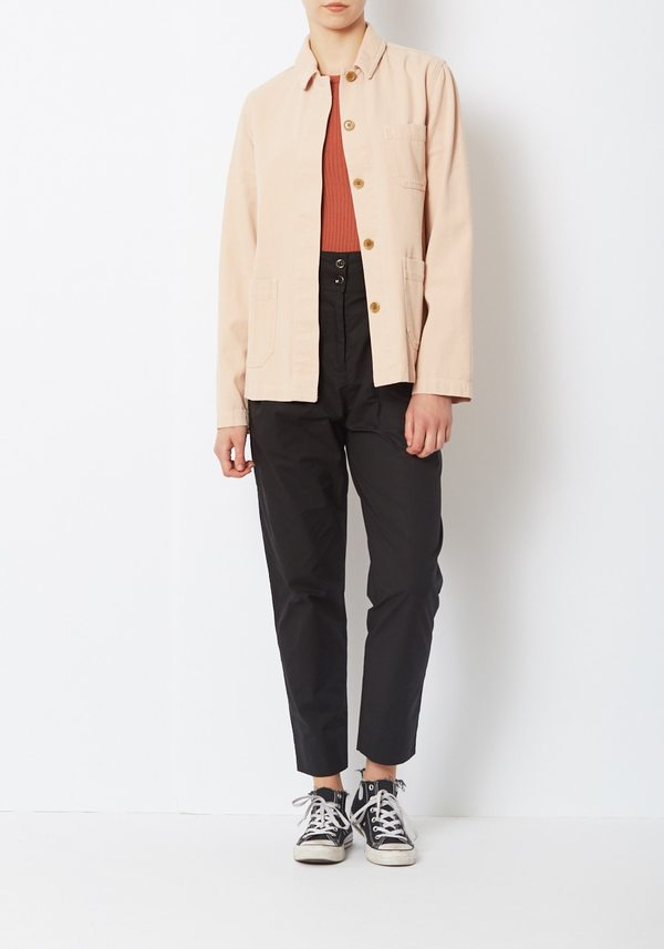 You Must Create Alma Jacket - Pale Pink