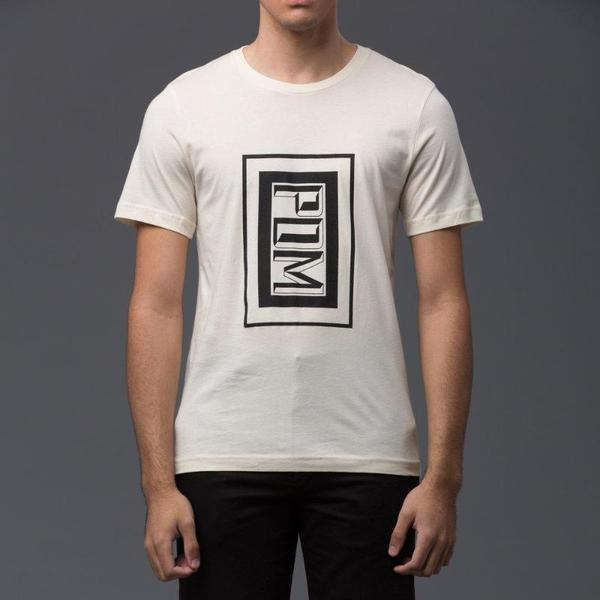Palmiers Du Mal PDM Graphic Tee - Off-White