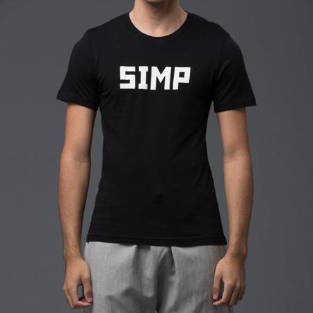 Palmiers Du Mal SIMP Graphic Tee - Black