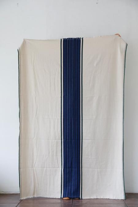 Moismont Blanket - 37 Japan Blue