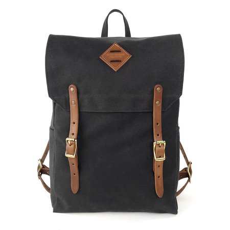 Red CLouds Collective Day Tripper Backpack - Black