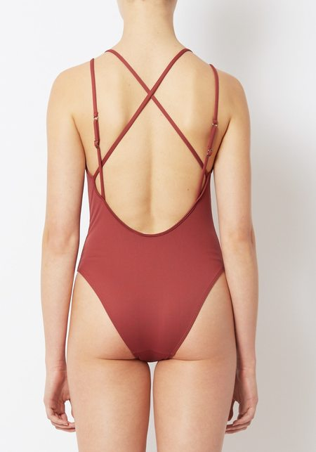 Prism Garnet Mykonos Swimsuit
