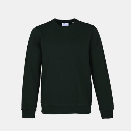 UNISEX Colorful Standard Classic Organic Crew Sweatshirt - Hunter Green