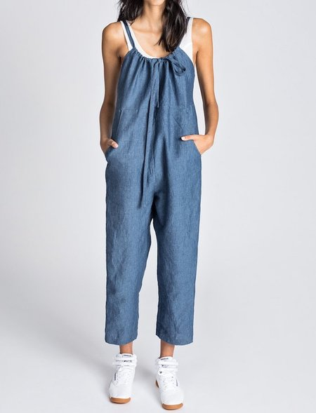 Pillar Moon Cropped Jumpsuit