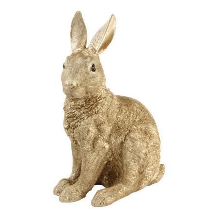 Kids &K Amsterdam Coinbank Rabbit - Gold
