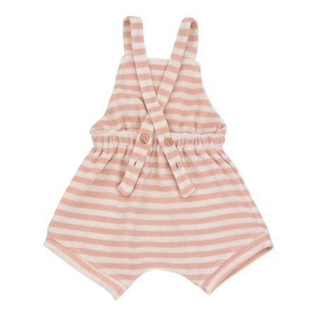 Kids 1+ In The Family Viola Overall - Alba Pink