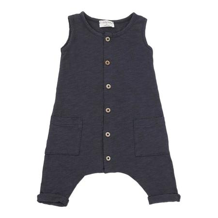 Kids 1+ In the Family Wassily Jumpsuit - Blue Night