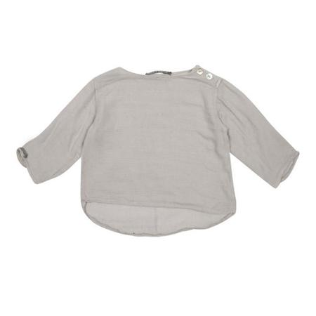 Kids Album di Famiglia Baby and Child Marius Shirt - ICE GREY