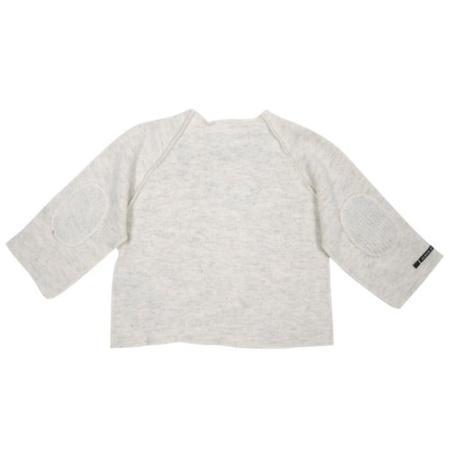 Album di Famiglia 40187 Kinya Toppe Sweater - Ice Grey