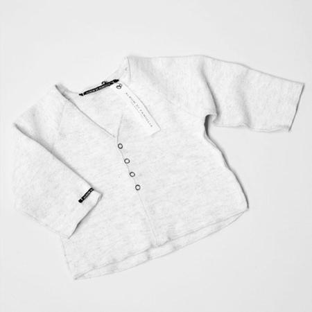 Kids Album Di Famiglia Connie Sweater - Ice