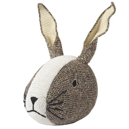 Kids Anne-Claire Petit Handmade Rabbit Pillow