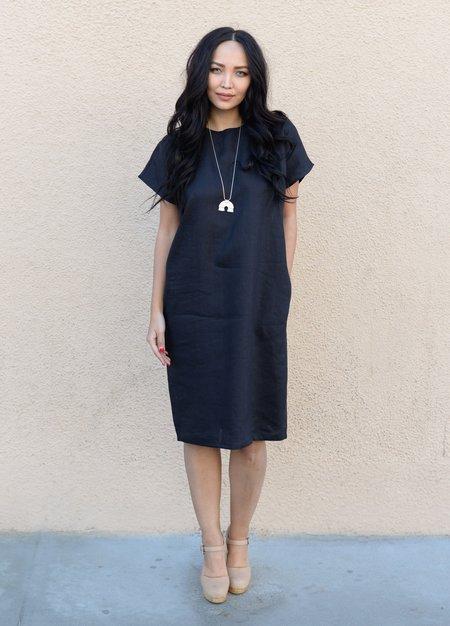 Sasha Darling Charlotte Dress - BLACK