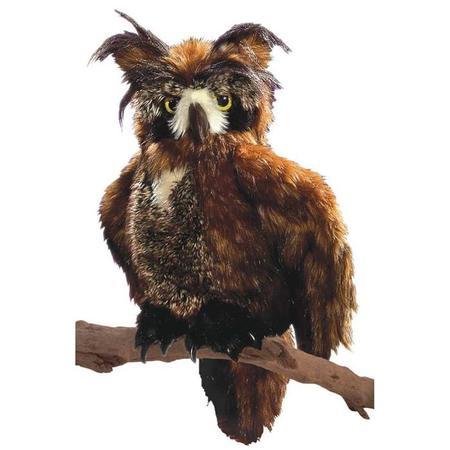 KIDS Folkmanis Great Horned Owl Puppet