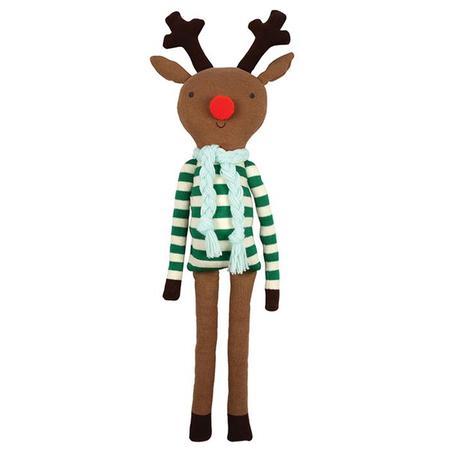 Kids Paper E.Clips Meri Meri Reindeer Cushion Character