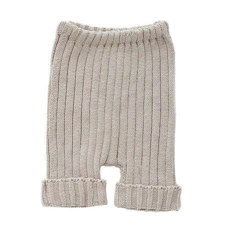 Kids Oeuf NY Oeuf Everyday Shorts - Light Grey
