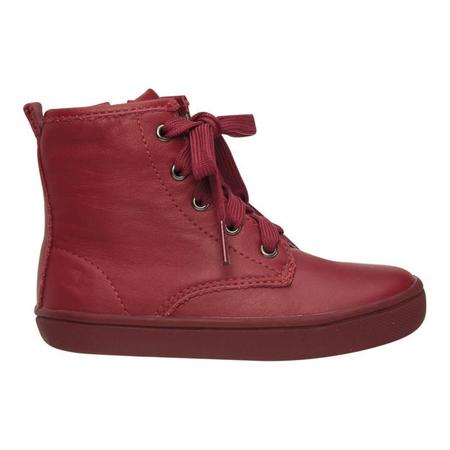 Kids Old Soles Swag Style - Red