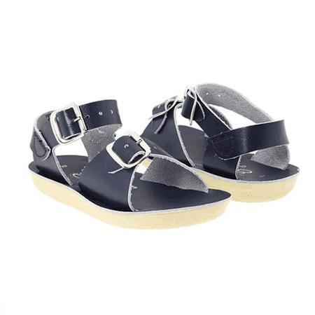 Kids Salt Water Surfer Sandals - Navy Blue