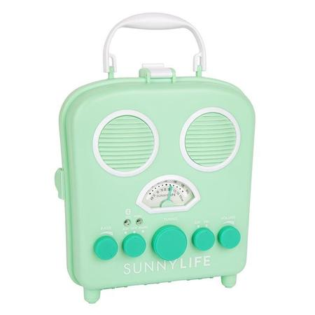 KIDS Sunnylife Beach Sounds - Lucite Green
