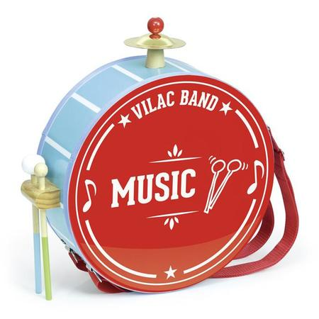 Kids Vilac One Man Band Musical Instrument