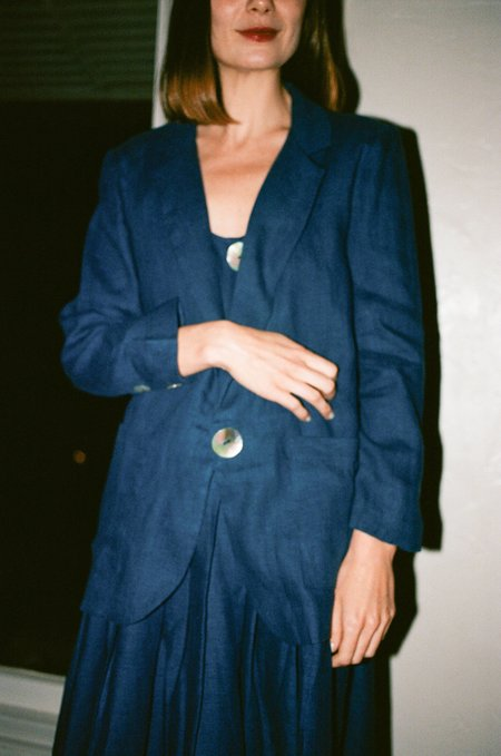 Stil. Tess Blazer - Navy