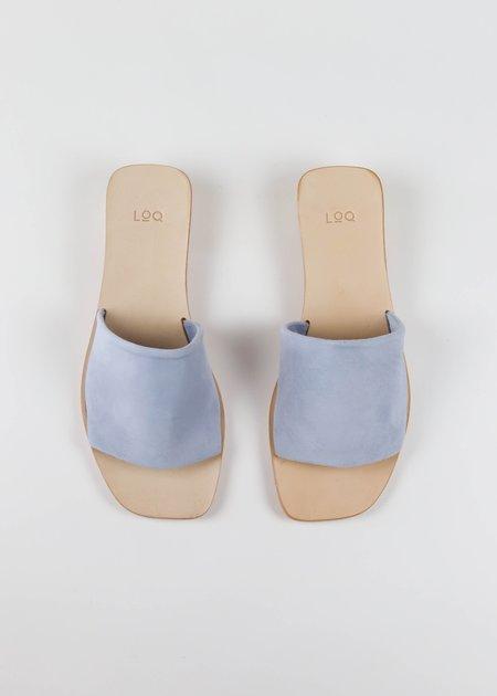 LOQ Nuria sandal - Pastel