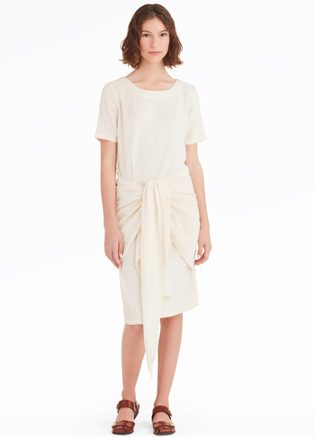 Atelier Delphine Lake Dress - Cream