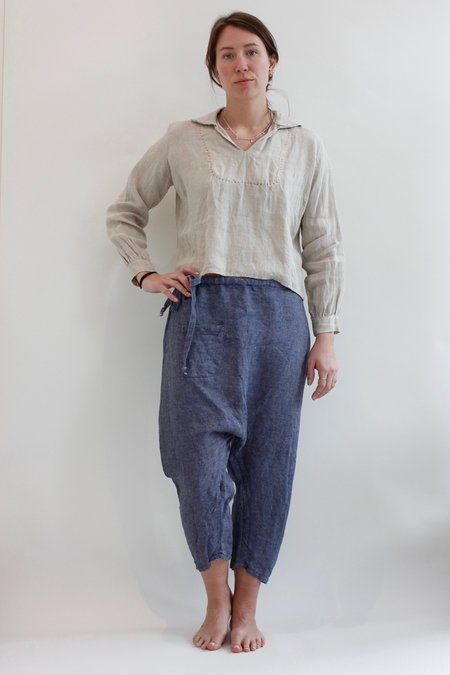 Sula Clothing LTD. Sula Agathe Pant - Denim Blue