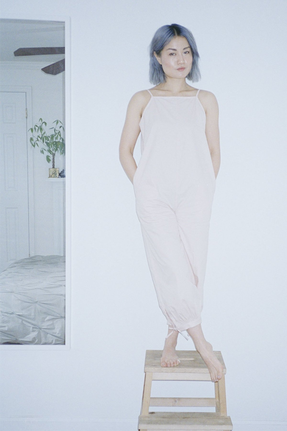 ea7f0ac6cbe5 Wray Ferry Jumpsuit - Clay Pink