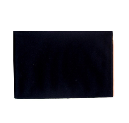 Macon & Lesquoy Hand-Embroidered Punk Clutch - Black