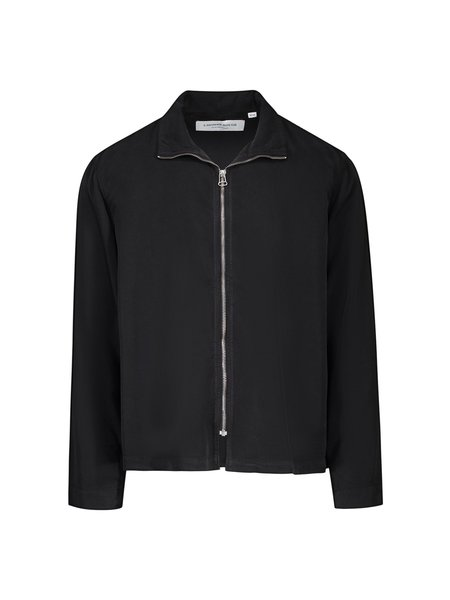 L'Homme Rouge Gold Brick Shirt - Black