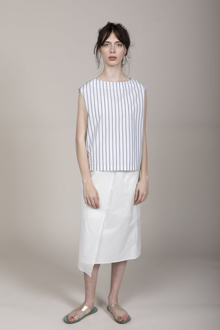 Nicholson and Nicholson Misty Skirt - White