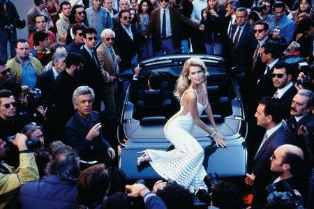 Rizzoli New York Claudia Schiffer HARDCOVER BOOK