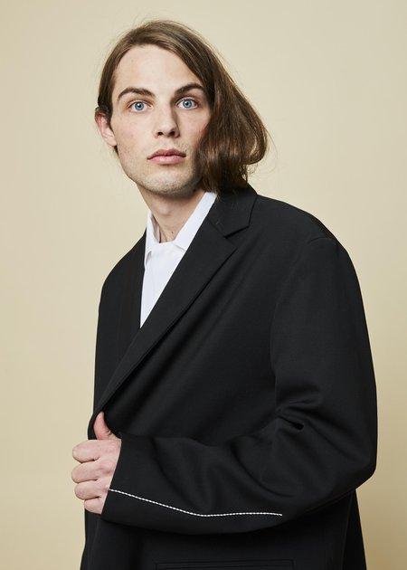 OAMC Saxa Coat - Black
