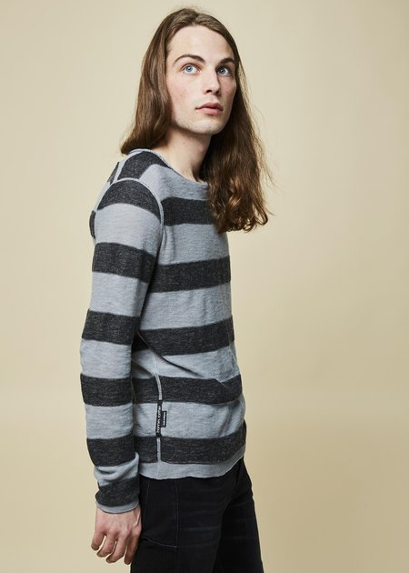 Hannes Roether Zelko Striped Sweater