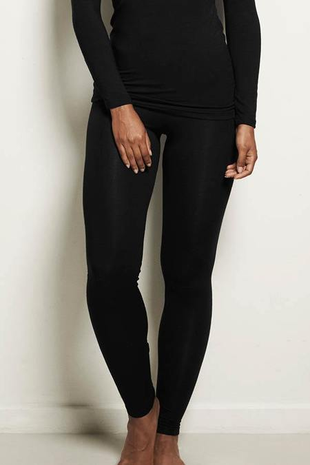 Woron modal leggings - BLACK