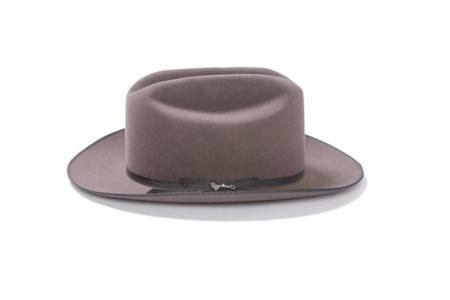 Stetson Open Road Royal Deluxe Hat - Caribou