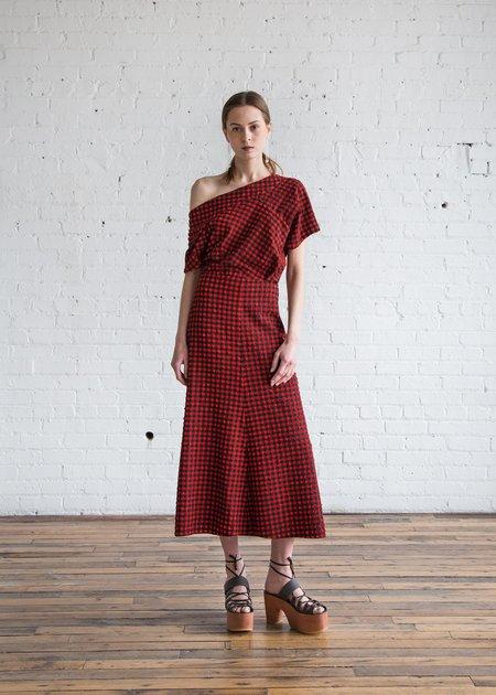 Rachel Comey Pout Dress - Red