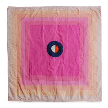 Ray Quilts Heart & Mind Sun Quilt
